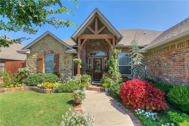 8513 NW 111th Street, Oklahoma City, OK 73162 (MLS #827924) :: Homestead & Co
