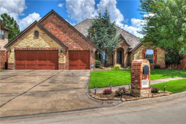 4209 Middlefield, Norman, OK 73072 (MLS #827928) :: Barry Hurley Real Estate
