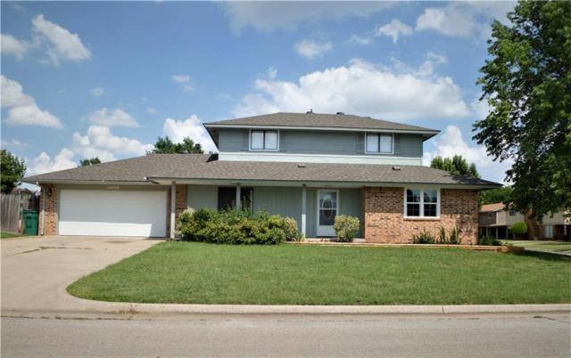 10200 Basswood Canyon Road, Oklahoma City, OK 73162 (MLS #827935) :: Wyatt Poindexter Group