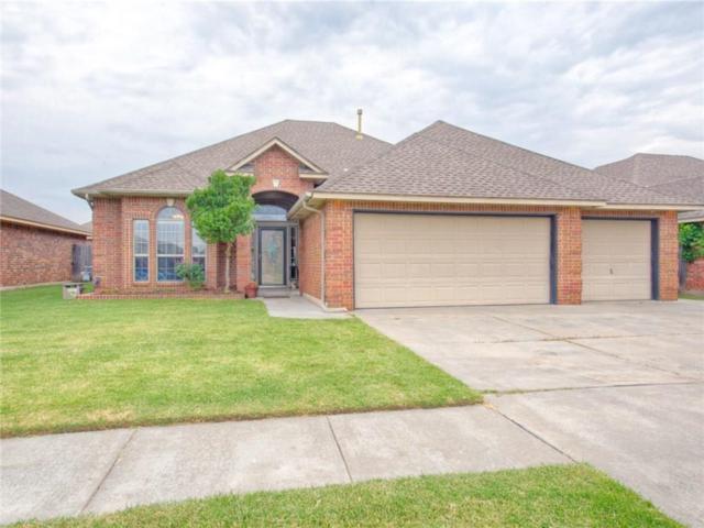 605 SW 161st Street, Oklahoma City, OK 73170 (MLS #827946) :: Wyatt Poindexter Group