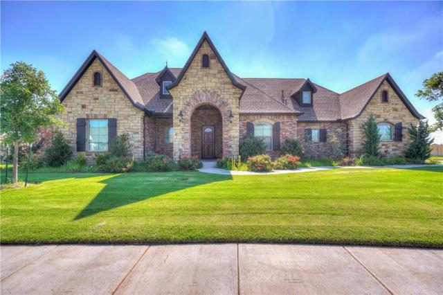 4501 Kensal Rise Place, Norman, OK 73072 (MLS #827967) :: Homestead & Co