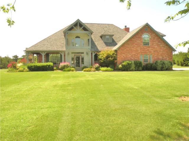 13340 Stephens Road, Piedmont, OK 73078 (MLS #827972) :: Barry Hurley Real Estate