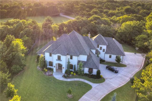 12201 Stonemill Road, Oklahoma City, OK 73131 (MLS #828003) :: Meraki Real Estate