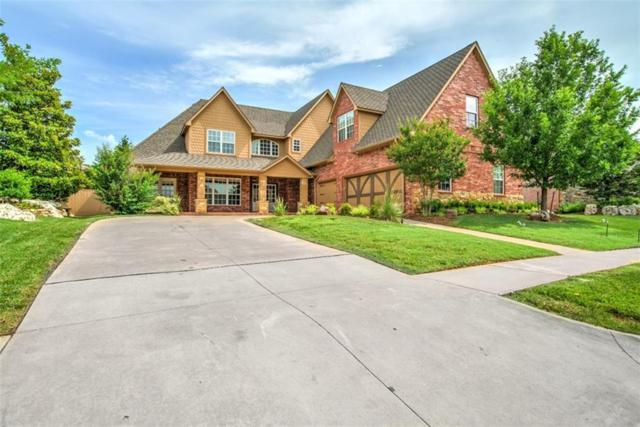 7836 NW 131st Street, Oklahoma City, OK 73142 (MLS #828033) :: Homestead & Co