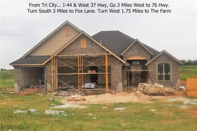 989 County Street 2982, Blanchard, OK 73010 (MLS #828041) :: UB Home Team