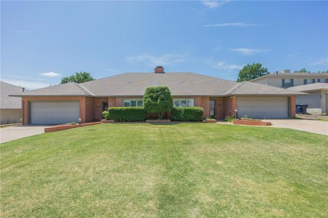 2720 NW 62nd Street, Oklahoma City, OK 73112 (MLS #828057) :: KING Real Estate Group