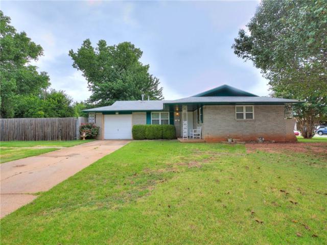 600 N Janeway Avenue, Moore, OK 73160 (MLS #828101) :: Meraki Real Estate