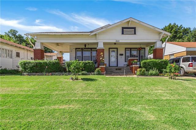 1812 NW 35th Street, Oklahoma City, OK 73118 (MLS #828131) :: Meraki Real Estate