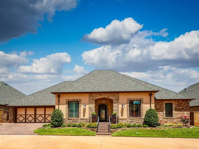 16341 Scotland Way, Edmond, OK 73013 (MLS #828158) :: Wyatt Poindexter Group