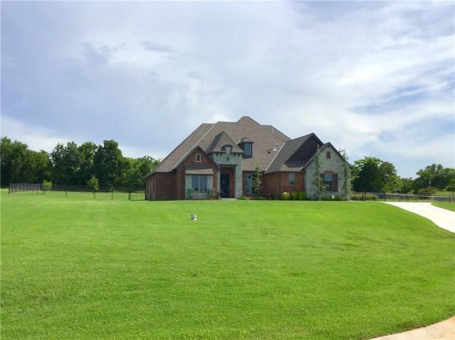 930 Hunters Hollow, Choctaw, OK 73020 (MLS #828186) :: Wyatt Poindexter Group