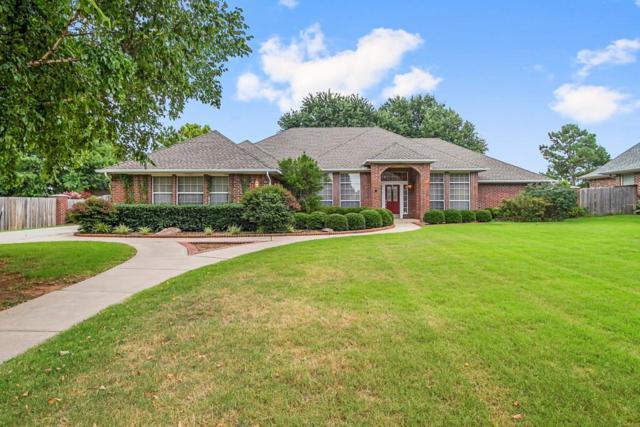 4812 Crystal Lakes Road, Norman, OK 73072 (MLS #828195) :: KING Real Estate Group