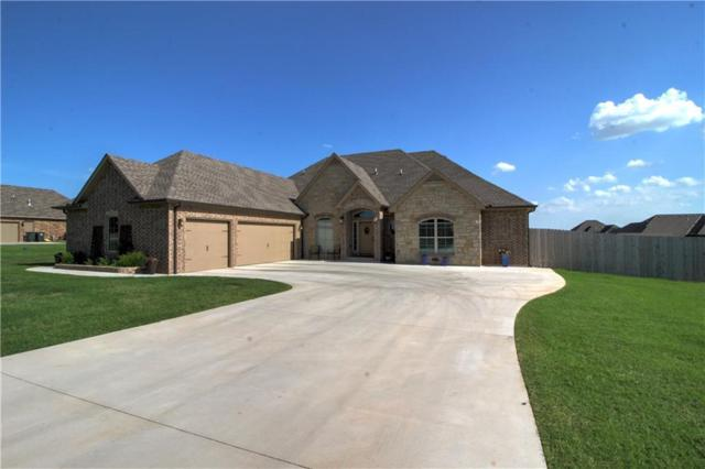 4754 Crestmere Lane, Edmond, OK 73025 (MLS #828197) :: Meraki Real Estate