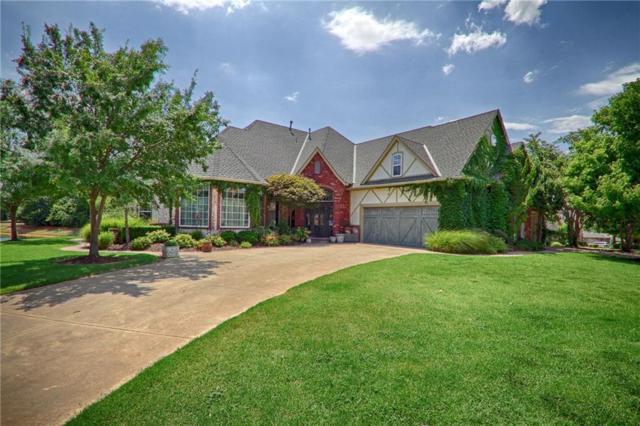 300 Heritage Green Road, Edmond, OK 73003 (MLS #828257) :: Barry Hurley Real Estate