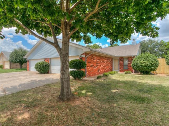 8013 NW 80th Street, Oklahoma City, OK 73132 (MLS #828273) :: Meraki Real Estate