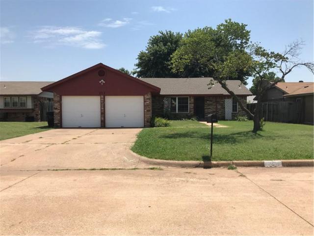 212 S Silver Leaf Drive, Moore, OK 73160 (MLS #828302) :: Meraki Real Estate