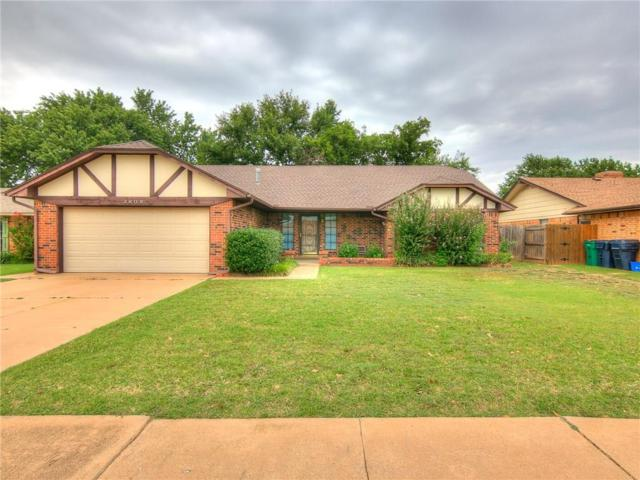 2609 SW 93rd Street, Oklahoma City, OK 73159 (MLS #828323) :: Homestead & Co