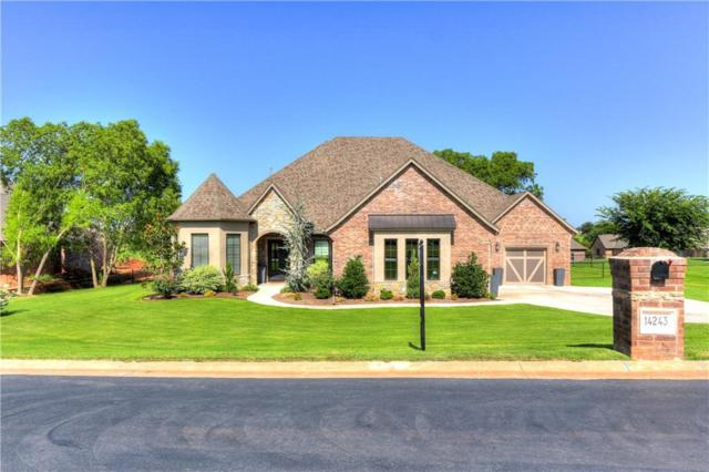 14243 Bella Terra Way, Edmond, OK 73034 (MLS #828325) :: Homestead & Co