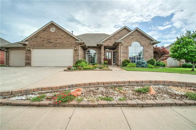 3100 NE 130th Street, Edmond, OK 73013 (MLS #828344) :: Meraki Real Estate