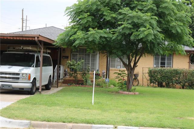 1629 SW 64th Street, Oklahoma City, OK 73159 (MLS #828345) :: Wyatt Poindexter Group