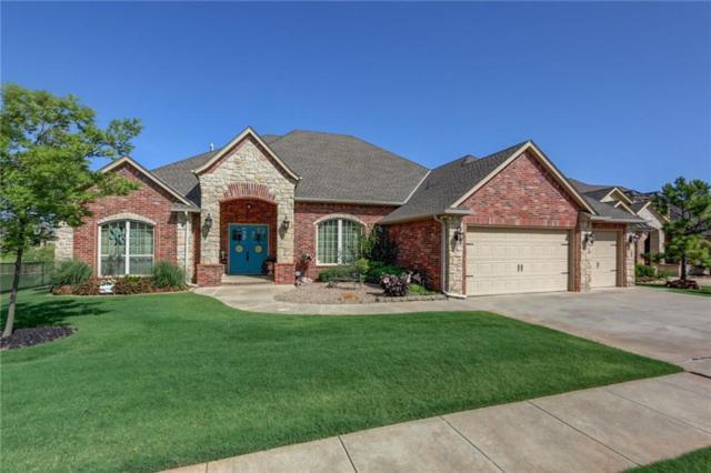 11909 Glenhurst Boulevard, Oklahoma City, OK 73162 (MLS #828363) :: Wyatt Poindexter Group