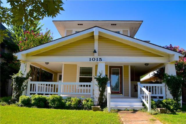 1015 E Noble Avenue, Guthrie, OK 73044 (MLS #828382) :: Homestead & Co