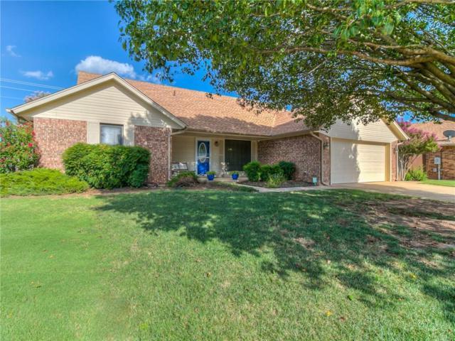 2320 Eastridge Circle, Moore, OK 73160 (MLS #828384) :: Meraki Real Estate