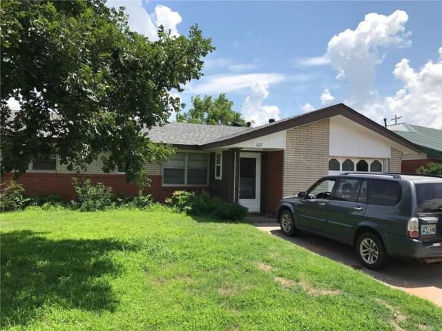 622 SW 3rd Street, Moore, OK 73160 (MLS #828398) :: Meraki Real Estate
