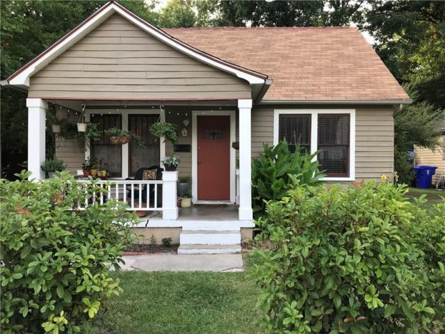 105 Maple Lane, Norman, OK 73069 (MLS #828429) :: Meraki Real Estate