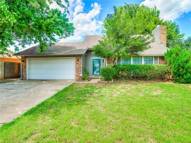 7609 Maehs Dr., Oklahoma City, OK 73162 (MLS #828432) :: Wyatt Poindexter Group