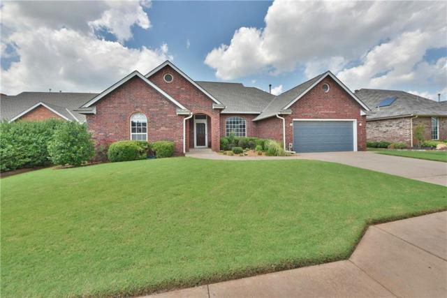 2729 NW 158th Street, Edmond, OK 73013 (MLS #828443) :: Meraki Real Estate