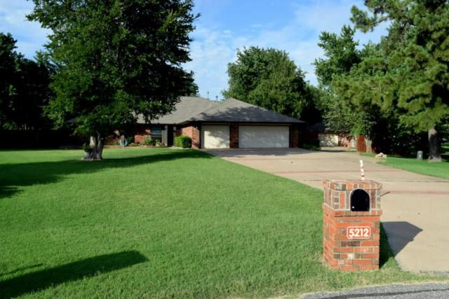 5212 Dalton Circle, Edmond, OK 73034 (MLS #828454) :: Meraki Real Estate