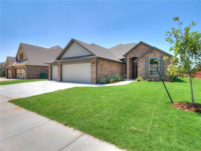 6817 Chelsey Lane, Oklahoma City, OK 73132 (MLS #828486) :: Wyatt Poindexter Group