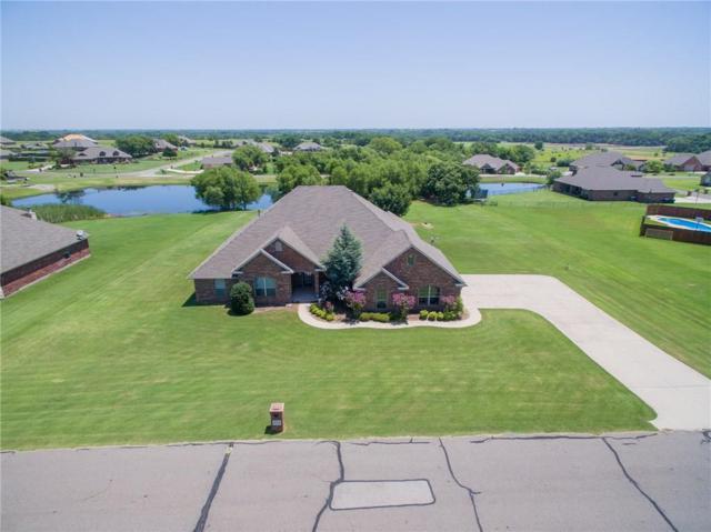 14454 Leaning Willow, Edmond, OK 73025 (MLS #828507) :: Homestead & Co