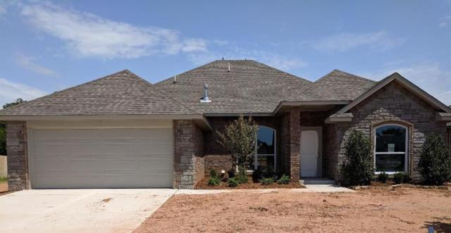 1105 SW 136th Court, Oklahoma City, OK 73170 (MLS #828509) :: Wyatt Poindexter Group