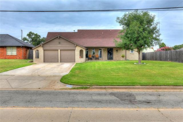 5705 W Wilshire, Oklahoma City, OK 73132 (MLS #828522) :: Keller Williams Mulinix OKC