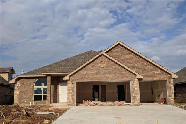 14004 Celeste Lane, Oklahoma City, OK 73170 (MLS #828524) :: Wyatt Poindexter Group