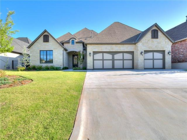 3125 NW 157th Street, Edmond, OK 73013 (MLS #828526) :: UB Home Team