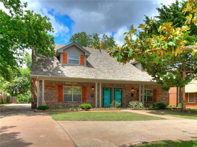 1841 NW 42nd Street, Oklahoma City, OK 73118 (MLS #828558) :: Wyatt Poindexter Group