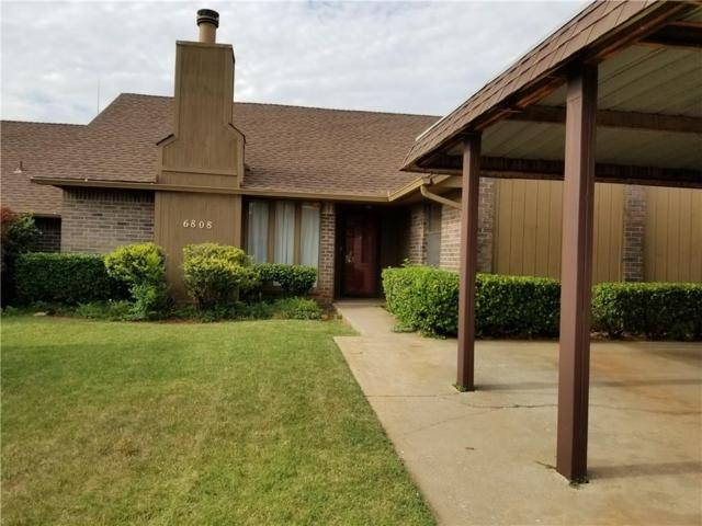6808 NW 63rd Terrace, Oklahoma City, OK 73132 (MLS #828586) :: KING Real Estate Group