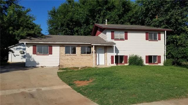 2416 Piccadilly Circle, Moore, OK 73160 (MLS #828599) :: Homestead & Co