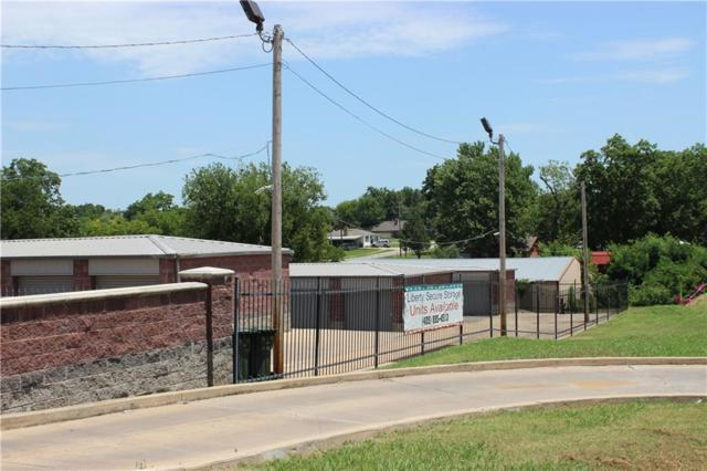 413 N 3rd, Tecumseh, OK 74873 (MLS #828608) :: Homestead & Co