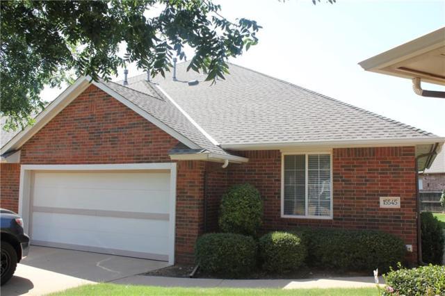 15545 Swallowtail Road, Edmond, OK 73013 (MLS #828655) :: Wyatt Poindexter Group