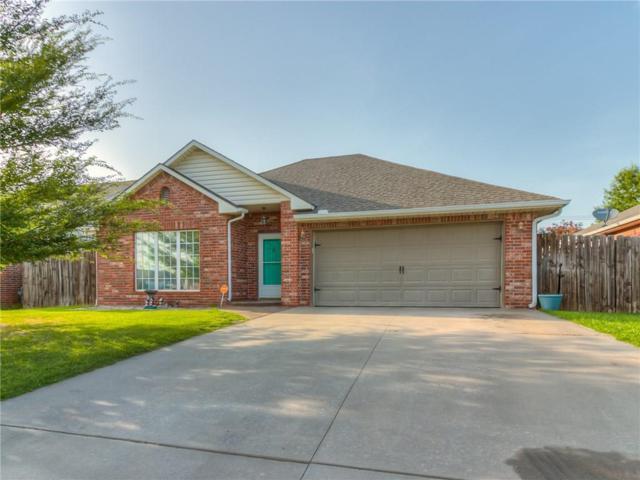 1920 Ridge Crest Drive, Shawnee, OK 74804 (MLS #828663) :: Homestead & Co