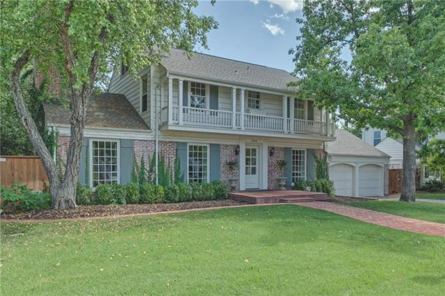 1706 Pennington Way, Nichols Hills, OK 73116 (MLS #828665) :: Homestead & Co