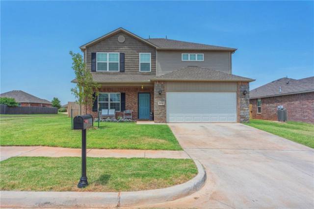11721 NW 133 Street, Piedmont, OK 73078 (MLS #828695) :: Meraki Real Estate