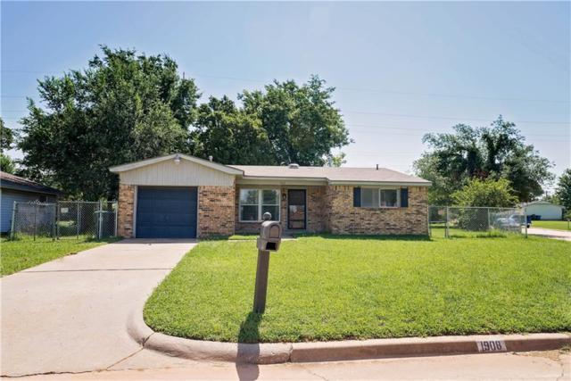 1908 Lullaby Lane, Midwest City, OK 73130 (MLS #828739) :: KING Real Estate Group