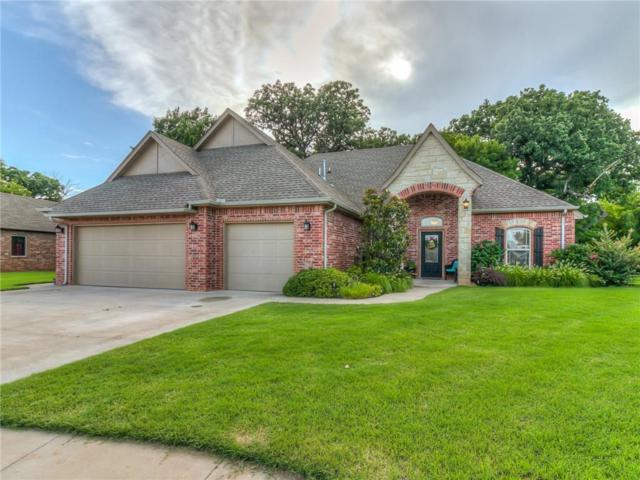 1301 Anns Place, Moore, OK 73160 (MLS #828774) :: Homestead & Co