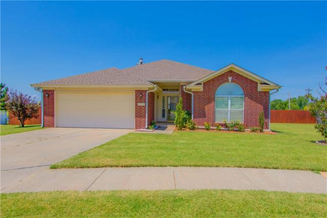 16441 Sequoyah Drive, Edmond, OK 73013 (MLS #828777) :: Keller Williams Mulinix OKC