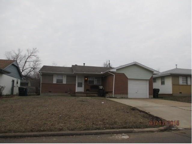 828 W Rulane, Midwest City, OK 73110 (MLS #828791) :: Wyatt Poindexter Group
