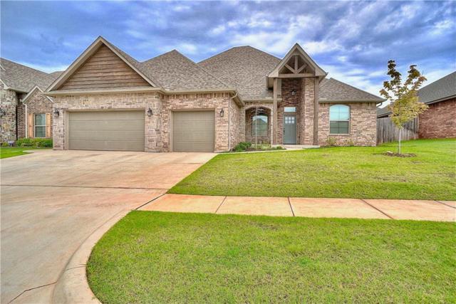 1001 Lindsey Lane, Moore, OK 73160 (MLS #828808) :: Meraki Real Estate